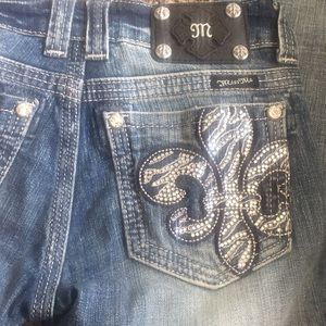 Miss me Jeans BUCKLE 26
